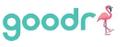 Goodr Sunglasses NZ logo
