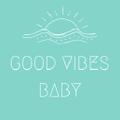 Good Vibes Baby Logo