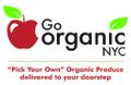 Go Organic NYC USA Logo