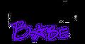 Gothic Babe Co Logo