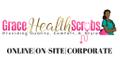 Grace Health Scrubs USA Logo