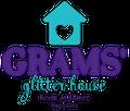 Grams Glitter House Logo
