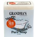 Grandma's Lye Soap USA Logo