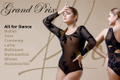 Grand Prix ~ All for Dance Logo