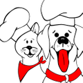 The Grateful Dog Bakery Logo