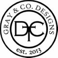 Gray & Co. Designs Logo