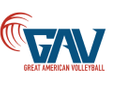 Great American Volleyball Logo