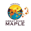 Great River Maple Logo