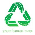 Green Banana Paper Logo
