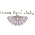 Green Eyed Daisy Logo