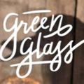 Green Glass Logo
