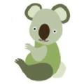 Green Koala Logo