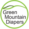 Green Mountain Diapers Logo
