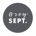 Grey September UK Logo