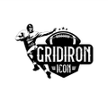 Gridiron Icon Logo