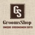 GroomsShop Logo