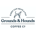 Grounds & Hounds Coffee Co Logo