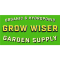 Grow Wiser Garden Supply Logo