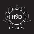 H2D Hair Care Logo