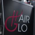 HAIRGLO Logo