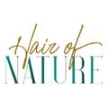 Hair of Nature USA Logo