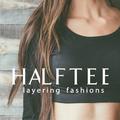 HALFTEE Layering Fashions Logo