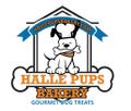 Halle Pups Bakery logo