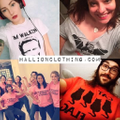 Hallion Clothing Logo