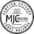 The Hampton Popcorn Company USA Logo