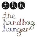 the handbag hanger Logo