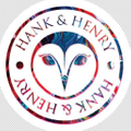Hank And Henry Logo