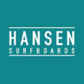 Hansen Surfboards logo