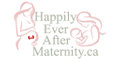Happily Ever After Maternity Logo