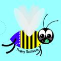 Happy BeeHinds logo