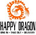 Happy Dragon Logo