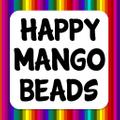 Happy Mango Beads Logo