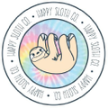 Happy Sloth Co. Logo