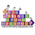 Hard To Find Party Supplies logo