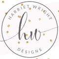 Harriet Wright Designs Logo