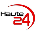 Haute24 by HauteBook Logo