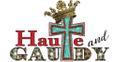 Sara Jo's Haute and Gaudy USA Logo