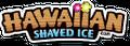 Hawaiian Shaved Ice USA Logo