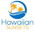 Hawaiian Sunsets Umbrellas Logo