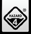 Hazard4 logo