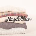 Hazel & Olive Logo
