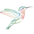Hummingbird Web Solutions Logo