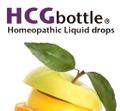 HCG Bottle Logo