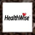 HealthWise Coffee Logo