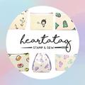 Heart A Tag Logo
