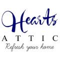 Hearts Attic USA Logo